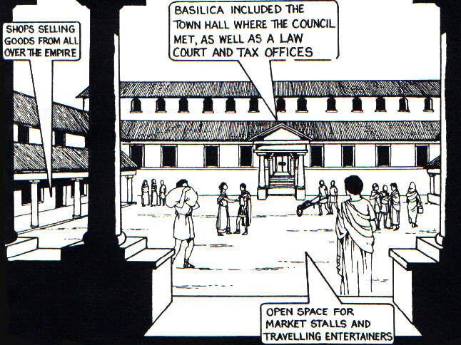 Trade in the Roman Empire