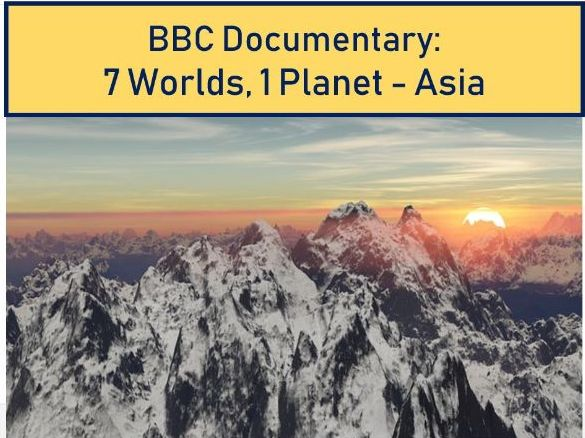 Seven Worlds One Planet: Asia