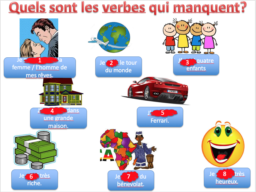Future plans (projects pour l'avenir) - Expo 3 Module 2 - Differentiated lesson and worksheet