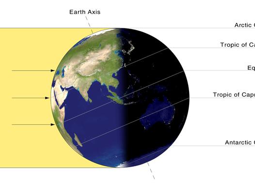 Earth's Seasons through Inquiry - Creative Thinking