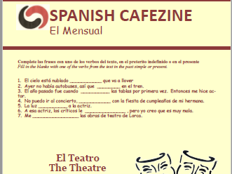 El Mensual:  Spanish Language Learner Magazine