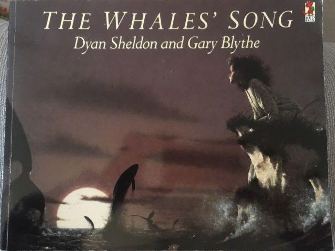 Year 4 Literacy. 3 week unit of work. Endings-focus on a whales' song