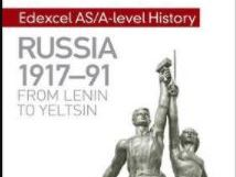 Complete A* Russia 1917-91 Revision Notes (Edexcel A Level History)