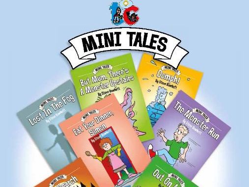 Guided Reading Resources; Mini Tales;  Upper Key Stage 2