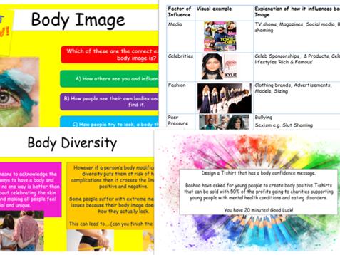 Body Image Lesson