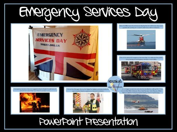 Emergency Services Day / 999 Day