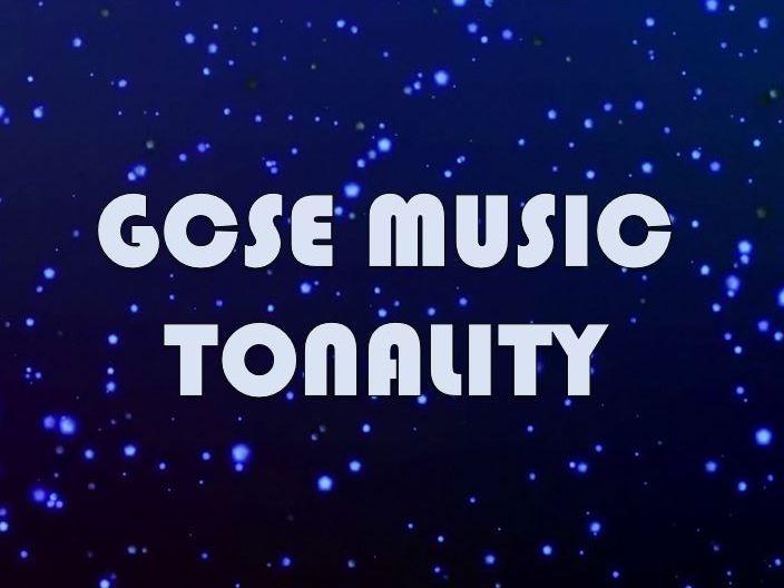 GCSE Music - Tonality