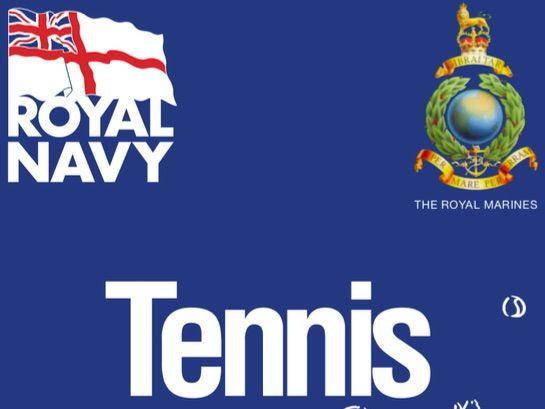 PE Dept - Tennis Royal Navy Coaching Manual