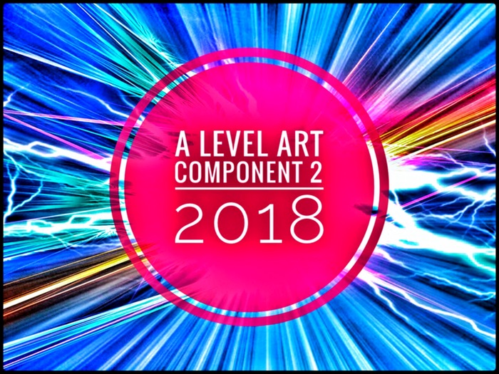 ART. A Level Art Exam 2018. Component 2 NEA Support Resources.