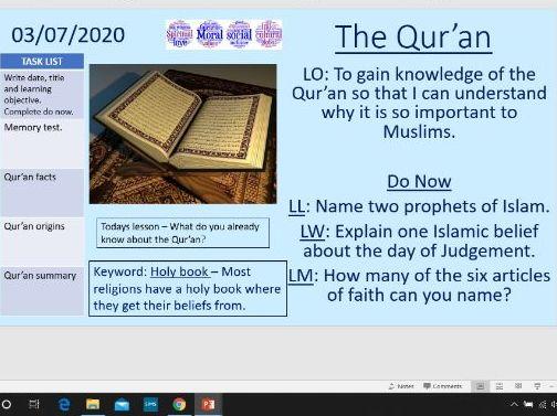 Qur'an -Islam.