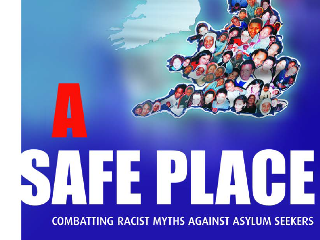 A Safe Place Education Pack - Asylum Seekers