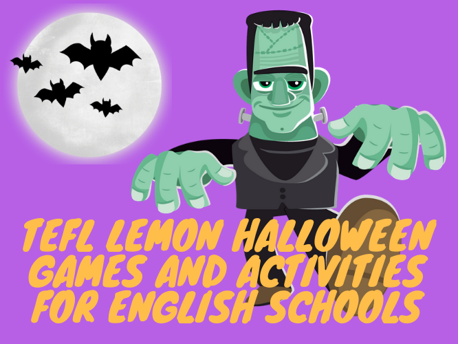 Halloween Party Games Pack for Schools