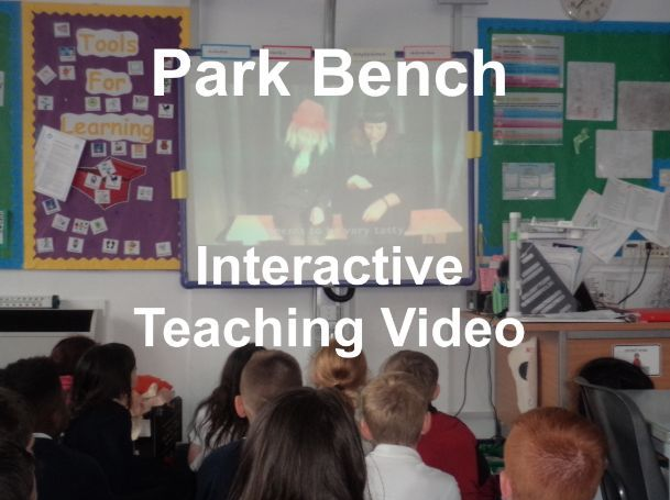Interactive Literacy Teaching Video