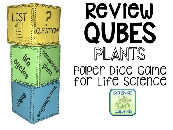 Plants Review Qubes for Life Science