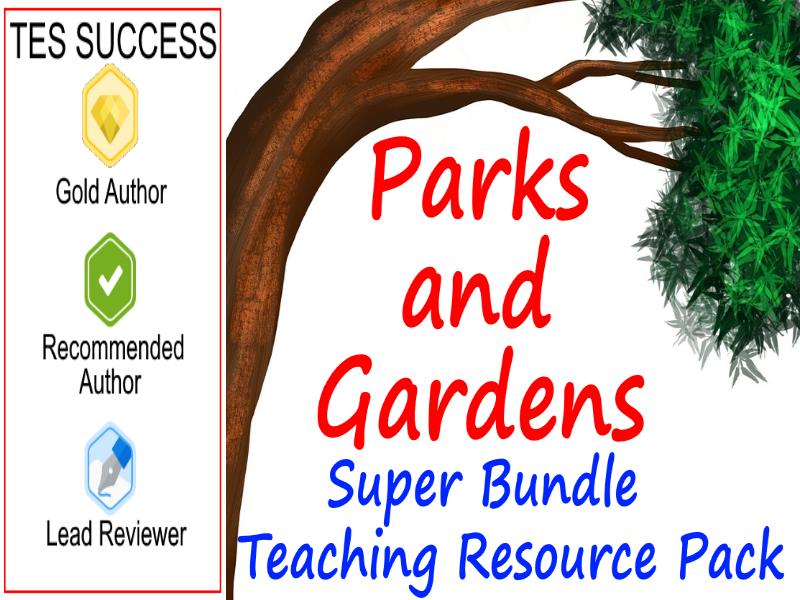 Park and Gardens Bundle
