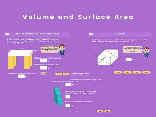 Volume and Surface Area - GCSE 9-1, (US Grade 9-10)