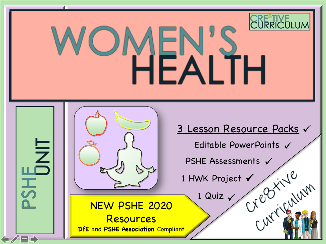 Women's Health PSHE Unit