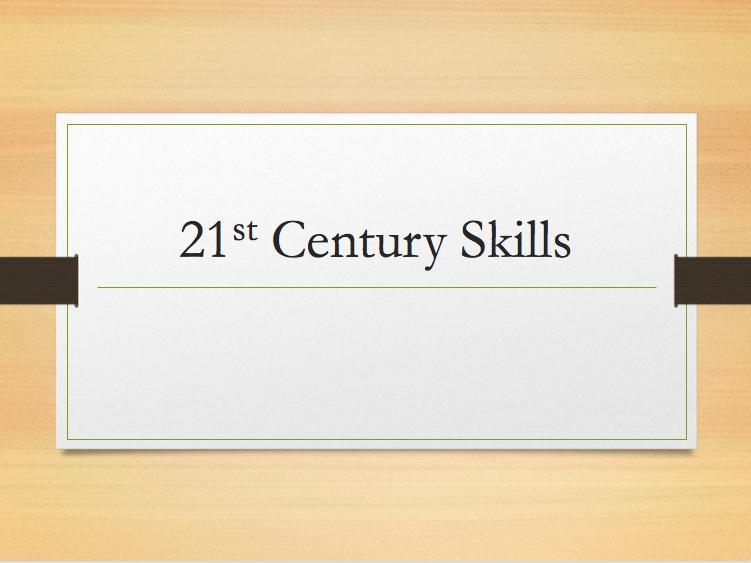 21st Century Skills: Personal Development Skills for Success in the 21st Century