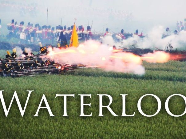 Waterloo and the Age of Revolutions Lesson Pack