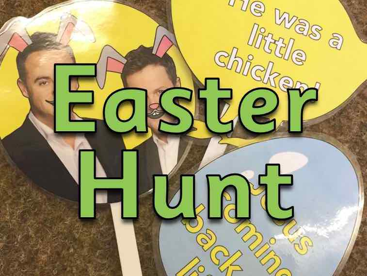 Easter Egg Hunt - Quiz