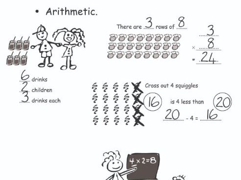 Maths for Years 2 & 3 - Free Sample