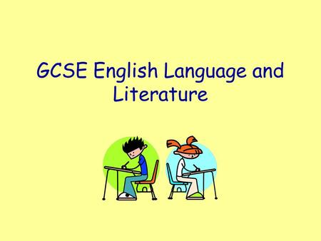 AQA GCSE English Language and Literature Bundle