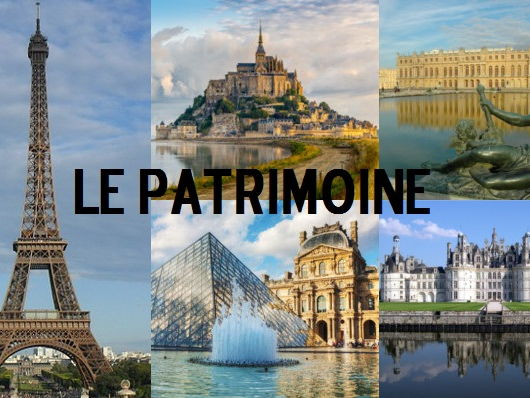 Le patrimoine-FULL TOPIC- AS FRENCH-une culture fiere de son patrimoine