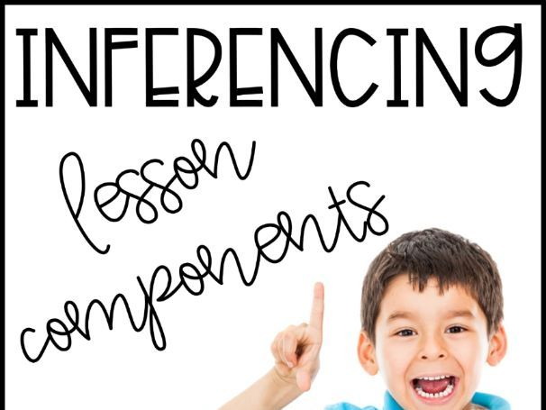 Inference Lesson