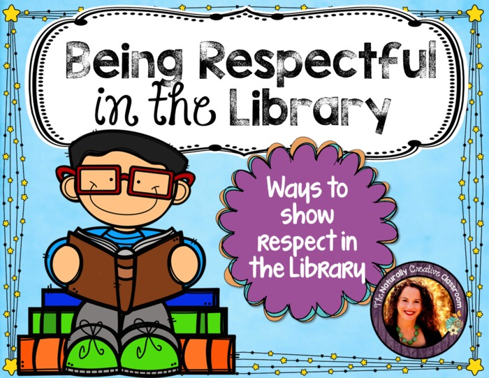 Being Respectful in the Library