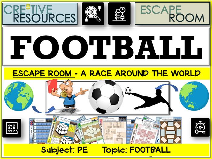 Football Escape Room - PE