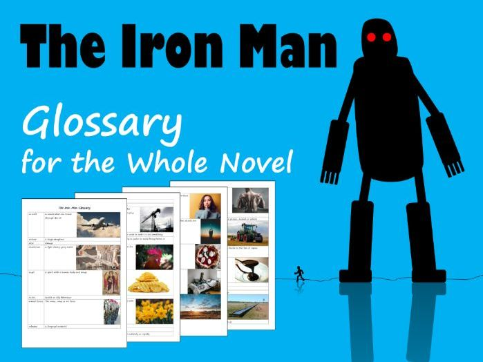 The Iron Man Glossary for the Whole Novel