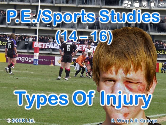 PE706ST - Types of Injury