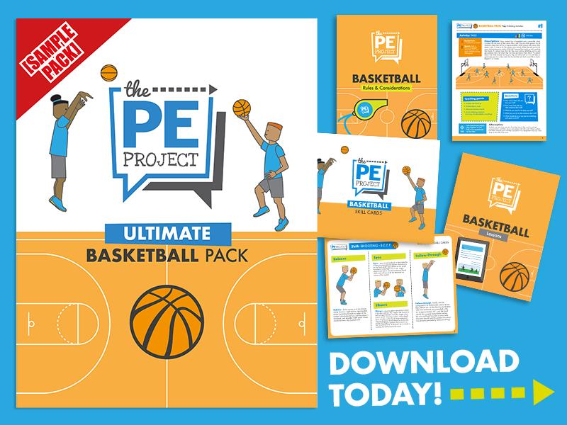 FREE: Basketball Pack Sample