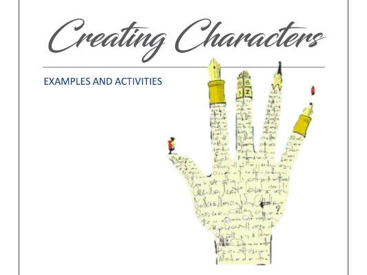 creating characters in narrative fiction