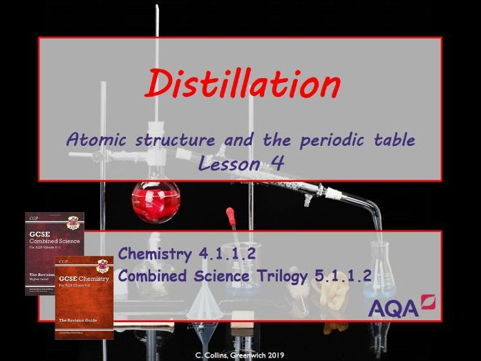 Distillation #4 (AQA - Chemistry paper 1)