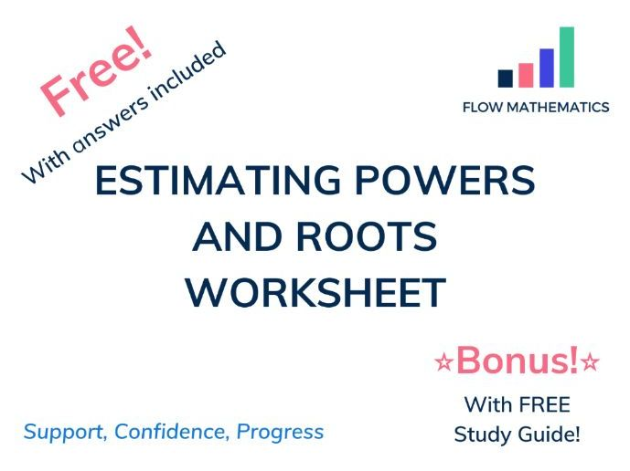 Estimating powers and roots