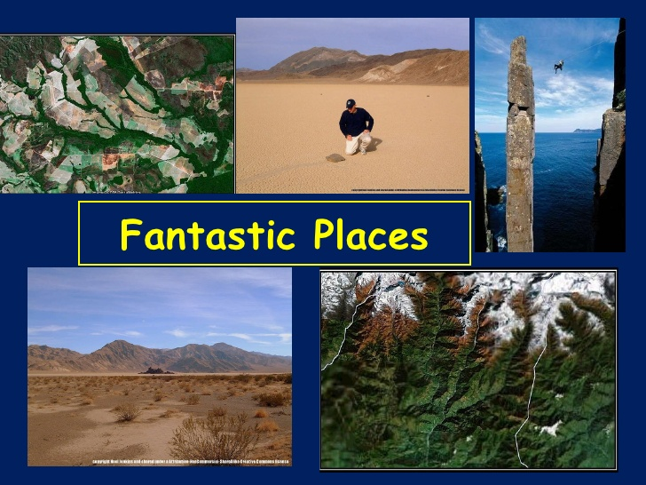Fantastic Places