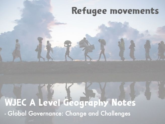Global Systems and Global Governance PP 4 (A Level Geography)