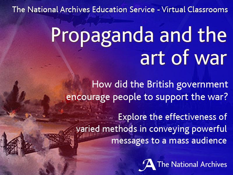 Propaganda Virtual Classroom