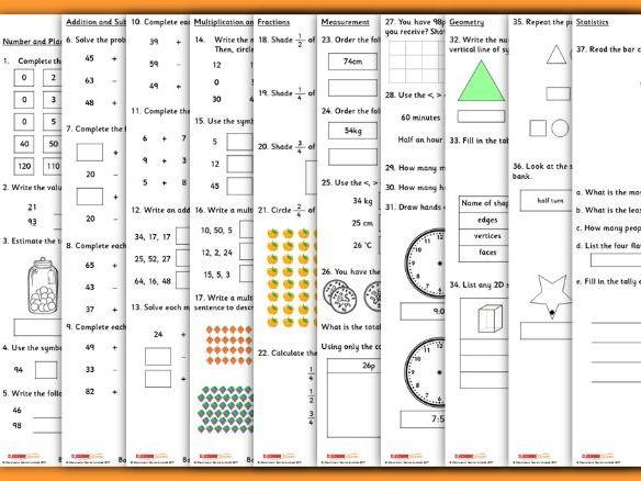 Year 3 Start of Year Maths Assessment