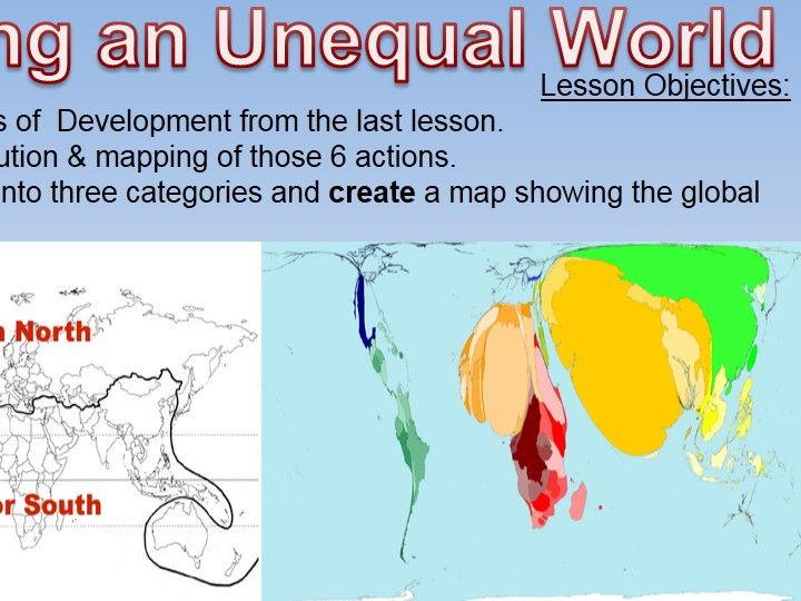 KS3 Year 8 Geography DEVELOPMENT SOW 2016 by GJDavis27  Teaching