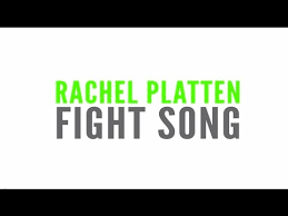 Fight Song by Rachel Platten - Leadsheet for band