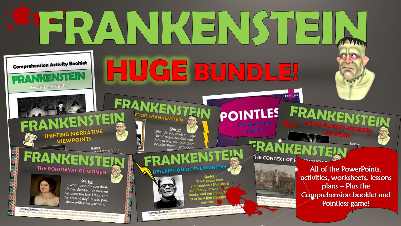 Frankenstein Huge Bundle!