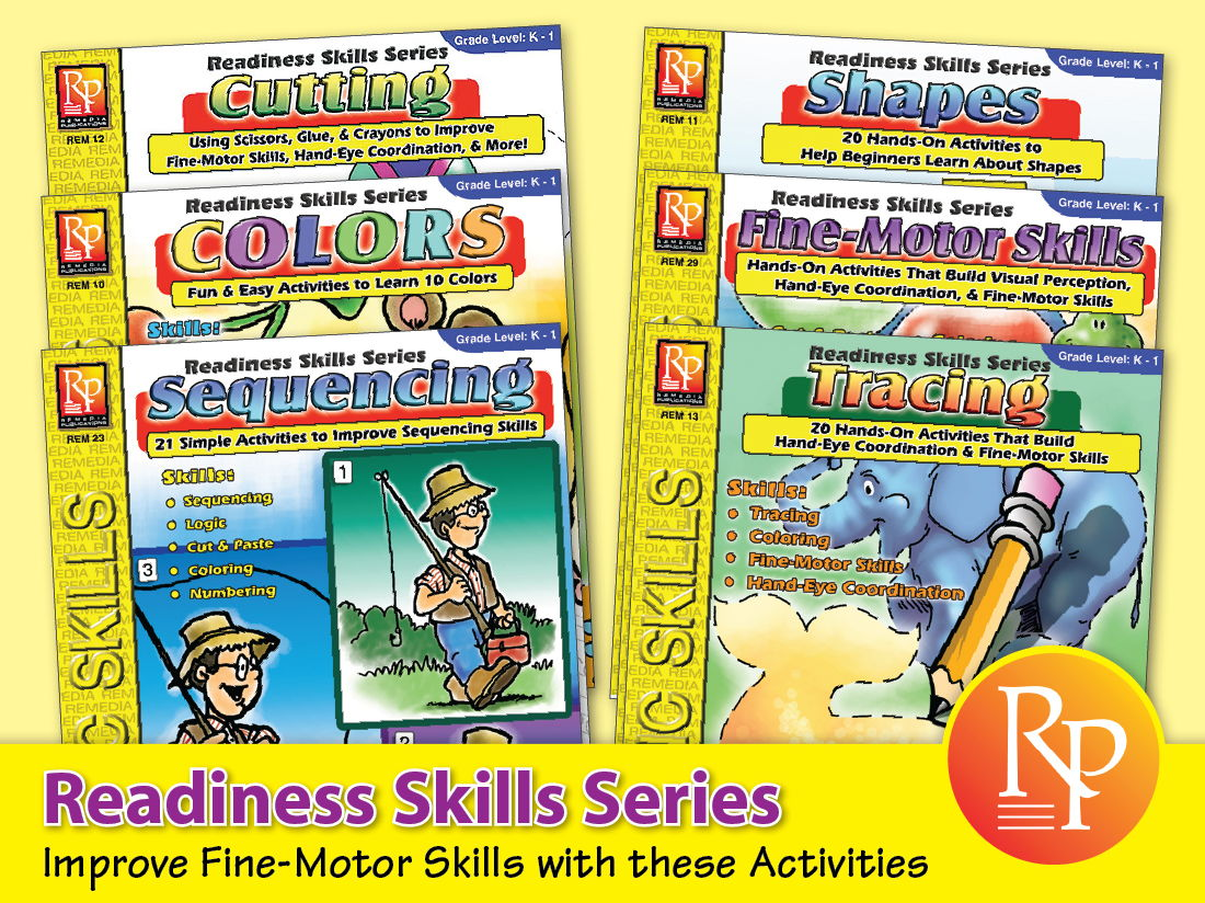 Readiness Skills Series for Beginning Learners