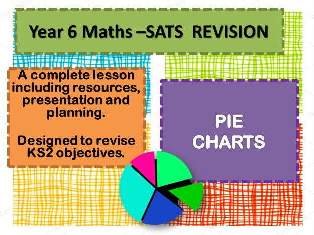 COMPLETE REVISION LESSON  PIE CHARTS