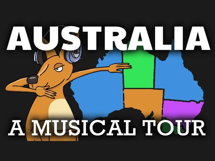 The Australia Geography Song | Australian Social Studies Video