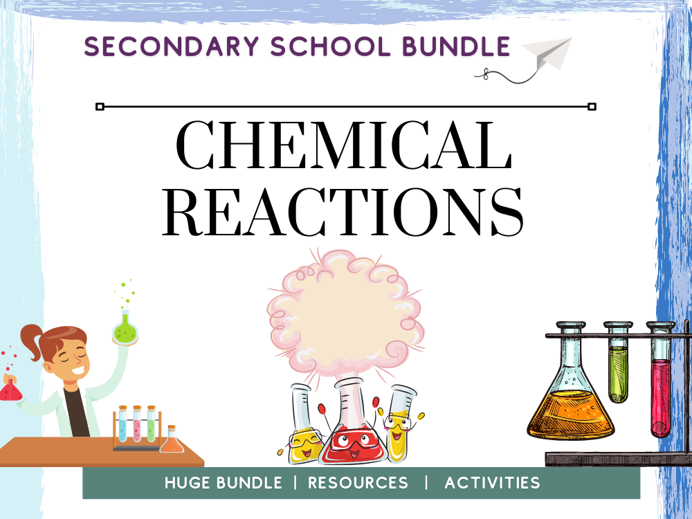 Particles and Chemical reactions