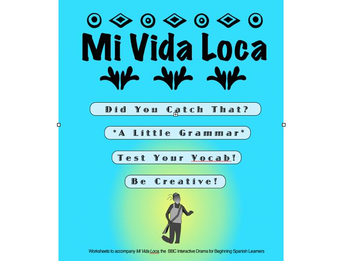Mi Vida Loca Study Guide Episodes 1 22 By Hilltej Teaching
