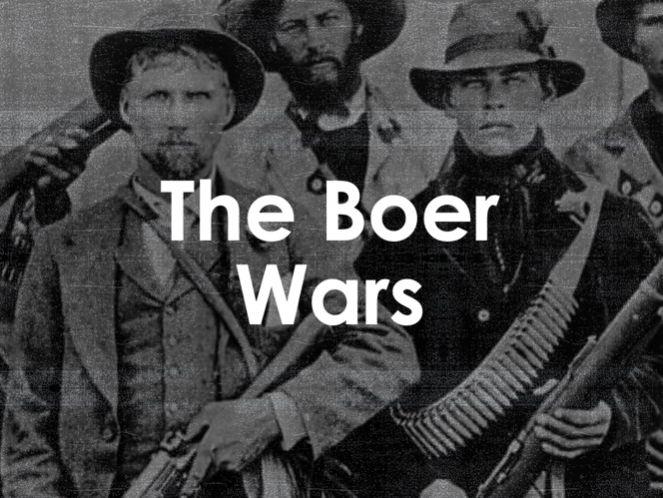 AQA 9-1 The Boer Wars (L30)