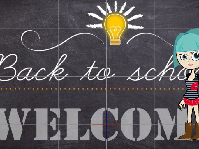 Welcome back to school inspirational video.